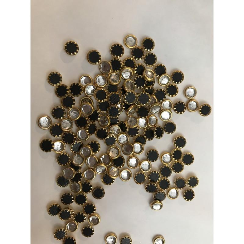 Stass hotfix 5 mm en cristal