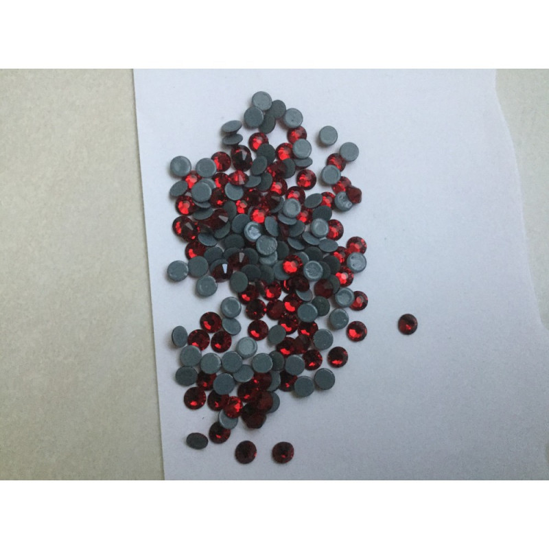 Strass hotfix 5 mm cristal