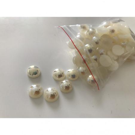 Demi perle a coller