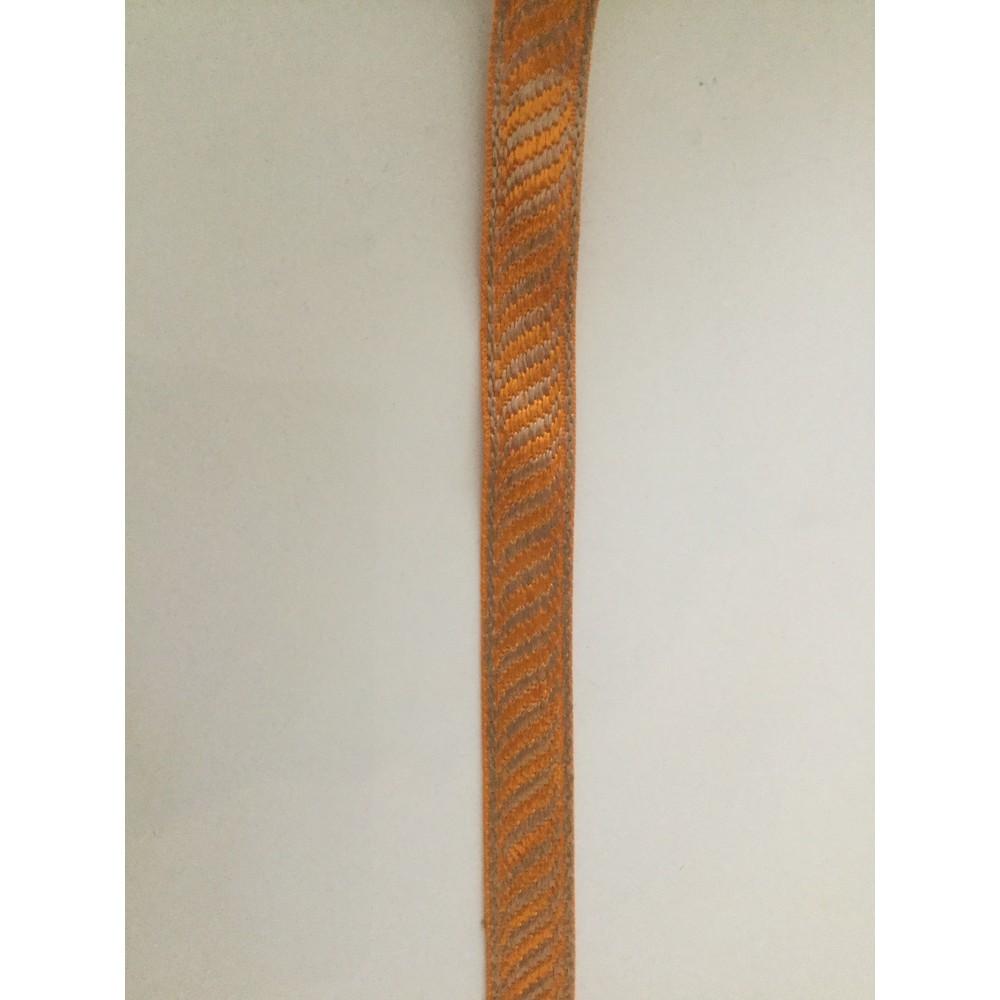 Ruban orange 18 mm