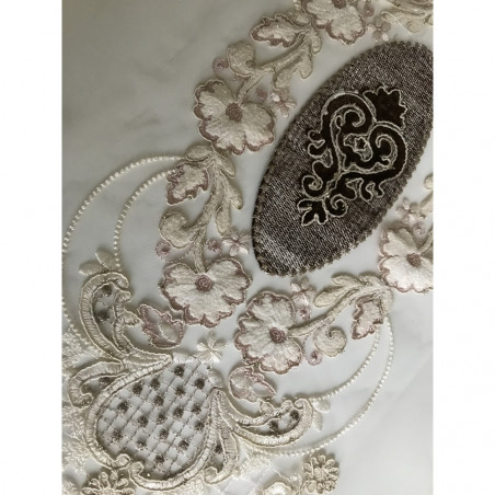 Broderie guipure