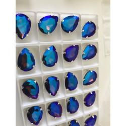 Strass cristal forme amande