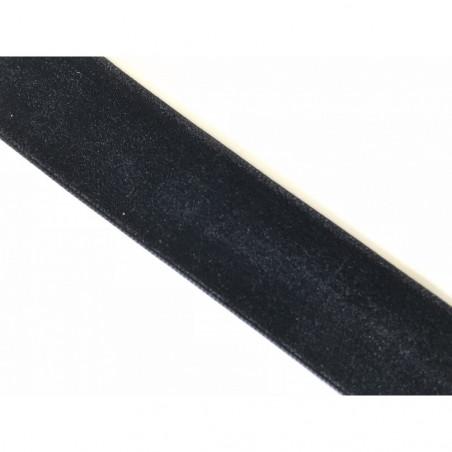 Ruban de velour noir
