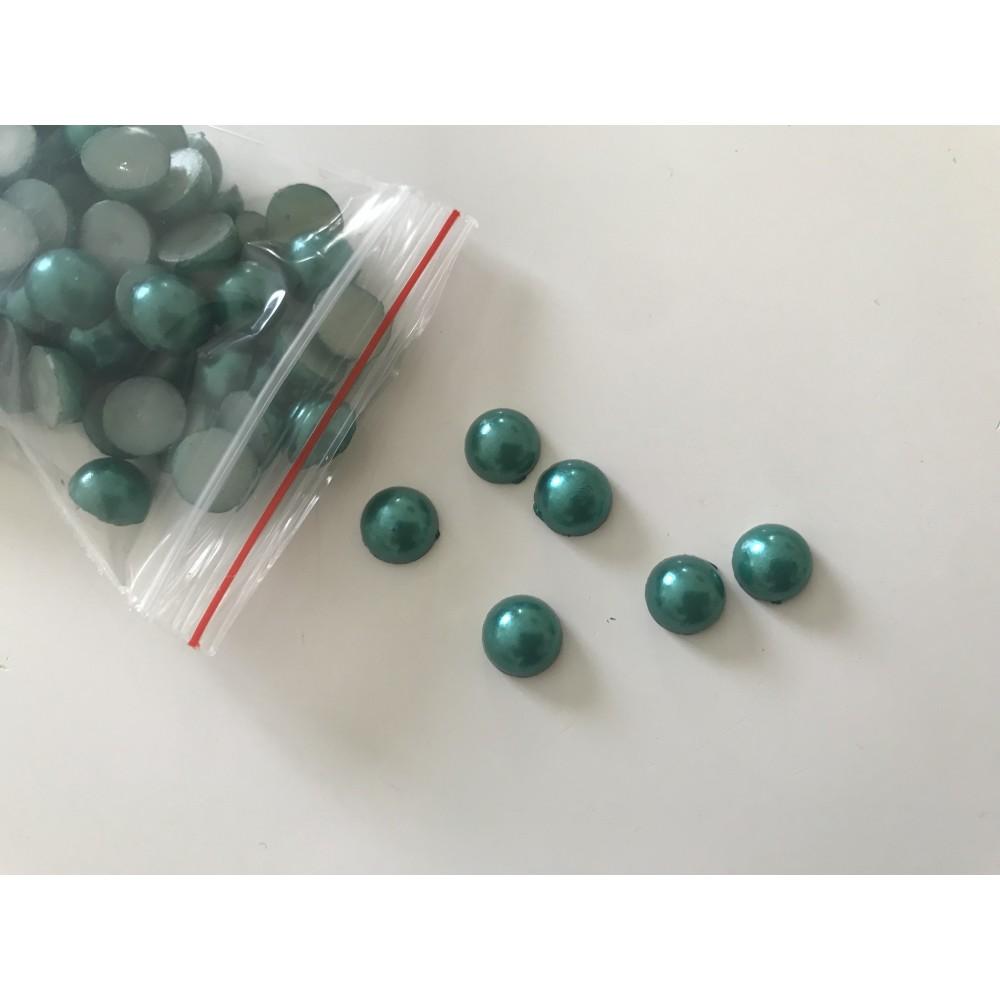 Demi perles acrylique 8 mm
