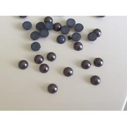 Demi perles acrylique