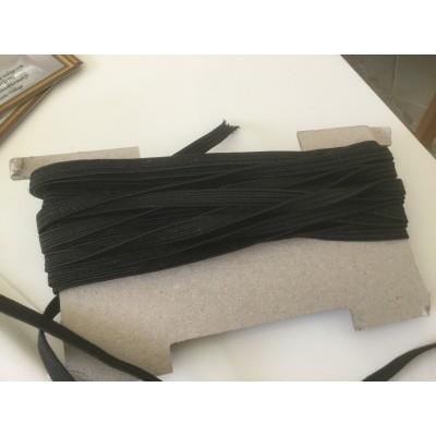 Ruban élastique 6 à 7 mm  largeur