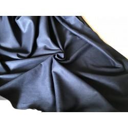 Tissus faux daim bleu