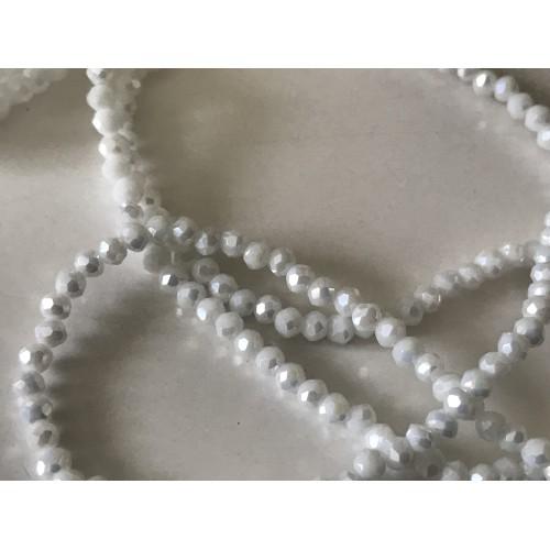 Perle en cristal 2 mm
