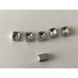 copy of Lot de 5 strass 6*8 mm