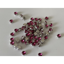 copy of Strass serti rose...
