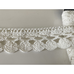 copy of Dentelle en coton...