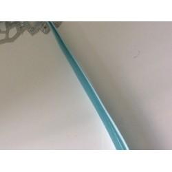 Biais bleu clair coton