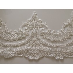 Dentelle robe de mariée